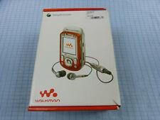 Sony Ericsson Walkman W550i Orchid White! Ohne Simlock! TOP ZUSTAND! OVP! RAR!