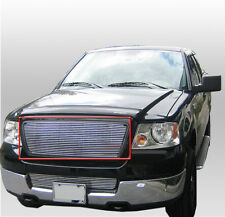 2004-2008 FORD F150 F-150 TRUCK FRONT MAIN TOP UPPER BILLET GRILLE GRILL INSERT