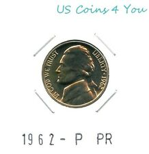 *BU* 1962-P PROOF JEFFERSON NICKEL *BEAUTIFUL* L@@K
