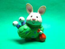 Vintage 1994 Hallmark Alien Costume Bunny Rabbit Halloween Merry Mini (H55)