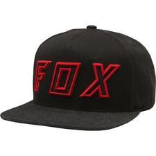 cba0e9f8f3e Fox Posessed Snapback Hat Cap Hat 2018 Black Schwarz MX Mountain Bike Enduro
