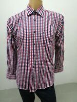 Camicia TOMMY HILFIGER Uomo Taglia Size XL Shirt Man Chemise Homme Cotone 7833