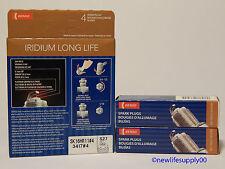 DENSO # 3417 Iridium LONG LIFE Spark Plugs -- SK16HR11--- 6 PCS *NEW* == Japan