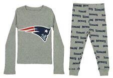 Outerstuff NFL niños pequeños New England Patriots Equipo ajuste apretado dos piezas Conjunto de Pijamas
