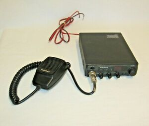 40 Channel RadioShack CB Radio TRC-519 Tested Works Great 21-1709 Transceiver