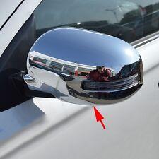 Seitenspiegel Abdeckung Chrom Rückspiegel Blenden Für Mitsubishi Outlander 13-19