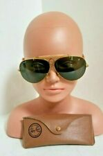 Vintage B&L RAY BAN Arista Shooter with CASE - FREE SHIPPING