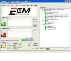 ECM TITANIUM 1.61 26106 Drivers 🚗 WinOLS 2.24 + ECU file unlock 🔴 Tuning Files