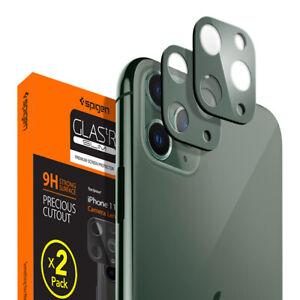 iPhone 11, 11 Pro, 11 Pro Max Camera Lens Protector   Spigen® [2 Pack]