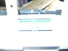 VW Sharan diafragma marco velocímetro diafragma revestimiento interruptor sitzheitzung