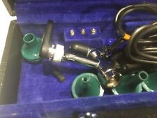 Rare Vintage Welch Allyn Military Hospital Otoscope Set In Case 3-540-800 New