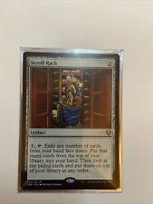 SCROLL RACK - MTG - COMMANDER LEGENDS - NM