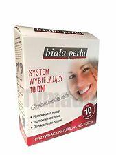 BIALA PERLA SYSTEM 10 DNI 3-FAZOWA FORMULA, 10 DAYS TEETH WHITENING FORMULA