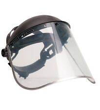 Portwest PW96 Safety Face Shield Plus EN166 - Clear Visor