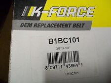 """BOBCAT RANSOMES REPLACEMENT BELT #B1BC101 - 65077  3/8"""" X 90"""""""