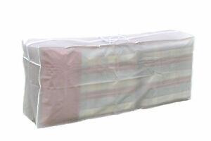 Schutzhülle für 4 Garten Möbel Auflagen - Schutzhaube Tragetasche Polster Kissen