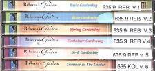 Rebecca's Garden 6 Dvd set cEx library