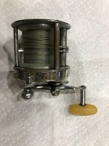 "VINTAGE SHAKESPEARE ""SERVICE"" MODEL FD 1944M FISHING REEL"