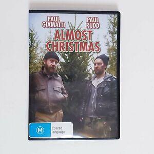 Almost Christmas DVD Movie - Free Post Region 4 AUS Comedy Paul Rudd