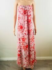 Cooper St   Womens Maxi Dress Boho Strapless Size 8 Party Cocktail BNWT