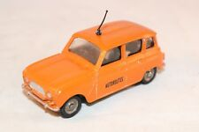 Dinky Toys 518A Renault 4L Autoroutes in perfect repainted condition