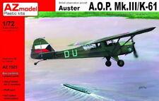 AZ Models 1/72 Auster AOP Mk.III/K-61 RAAF, FIA, CzAF # 7523