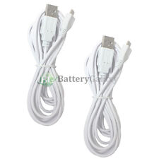 2 Micro USB 10FT Charger Cable for Android LG Optimus Zone 3 Stylo 2 Tribute 5