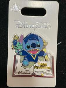 Disney HKDL Stitch and Scrump Happy Graduation 2021 pin (Set Lot )
