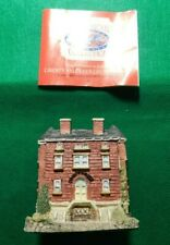 The American Collection Liberty Falls Courthouse Figurine! a859Dnn