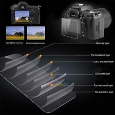 8H 0.55mm Anti-scratch Tempered Glass LCD Screen Protector Film for Nikon D5600