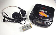 Vintage RCA Personal Compact Disc Player Model RP- 7925A