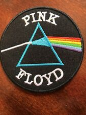 PINK FLOYD Rock & Roll Band Embroidered iron on PATCH 3""
