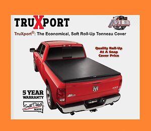 281101 Truxedo TruXport Tonneau Cover Silverado / Sierra 6.5' Bed 1999-2006