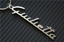 For Alfa Romeo GIULIETTA keyring keychain Schlüsselring porte-clés COLLEZIONE TB