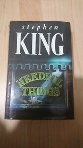 stephen king needful things horror
