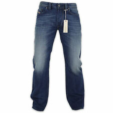 "DIESEL Larkee Regular Fit Mens Jeans - 8xr Blue - 008xr 38"" 34l"