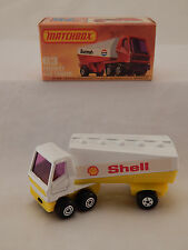 MATCHBOX 63 FREEWAY GAS TANKER SHELL NEW IN BOX