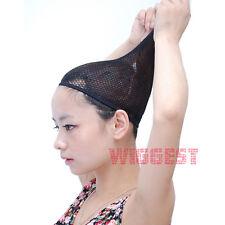 1 Pcs Stretchable Mesh Wig Cap Elastic Hair Snood Nets for Cosplay & Fashion