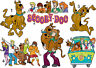 SCOOBY DOO STICKER WALL DECAL OR IRON ON TRANSFER TSHIRT  MYSTERY MACHINE LOT SD