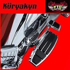 Kuryakyn Wide Brake Pedal for Driver Floorboards All GL1800, F6B 4067