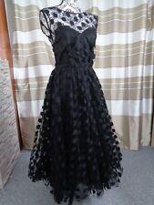 (A173) Ausgefallenes Damen Abendkleid GR: GR: 38