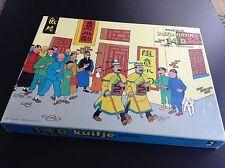 Puzzle Tintin Wild Horse 1981 TBE  Tim Kuifje