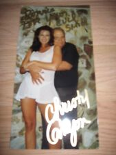 Vintage Adult Star Christy Canyon Sexy Signed 5x7 Photo/Free Shipping!