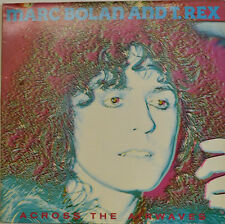 "MARC BOLAN - T REX - ACROSS THE AIRWAVES - CUBE INT 146 314    12"" LP (W 679)"