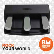 Korg PU2 Three Way Piano Keyboard Foot Pedal PU-2 - BNIB - BM