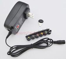 AC/DC regulate power adapter 3V/4.5V/5V/6V/7.5V/9V/12V supply 300MA/0.3A US plug