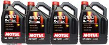 Motul aceite lubricante motor 8100 X-max 0w30 5L