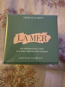 Brand New Sealed La Mer Creme De La Mer the moisturizing cream 2 oz