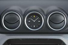 NEW Genuine Suzuki VITARA Dash board Clock Carbon Effect Dial 99000-99053-CL3
