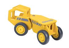 OHO - Truck (gelb) / lenkbarer Kinderrutscher Rutschauto Kinderfahrzeug Holz
